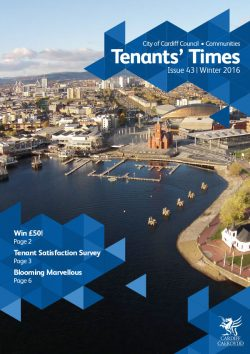 Cover of Tenants Times Issue 43